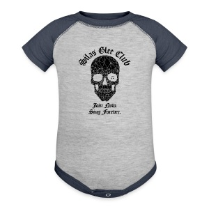 Silas Glee Club Men's T-Shirt - Baby Contrast One Piece