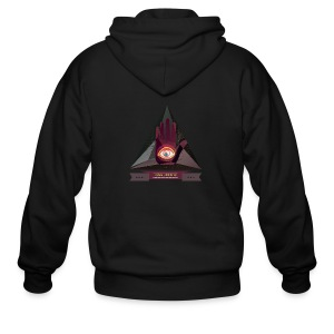 Silas Alchemy Club Men's T-Shirt - Men's Zip Hoodie