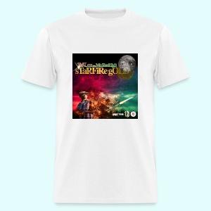 STARFIRE GOLD TEE (WHT) - Men's T-Shirt