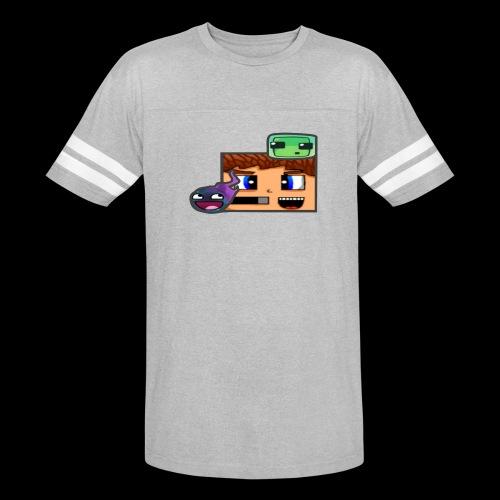 FxP Mens Baseball T-Shirt - Vintage Sport T-Shirt