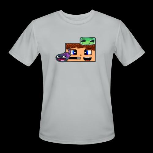 FxP Mens Baseball T-Shirt - Men's Moisture Wicking Performance T-Shirt