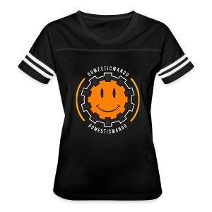 Main Logo Front #1 - Women's Vintage Sport T-Shirt