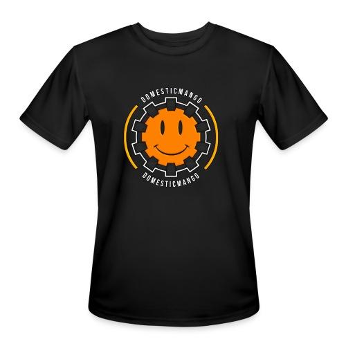 Main Logo Front #1 - Men's Moisture Wicking Performance T-Shirt