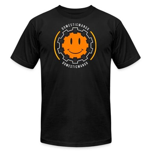 Main Logo Front #1 - Men's Fine Jersey T-Shirt