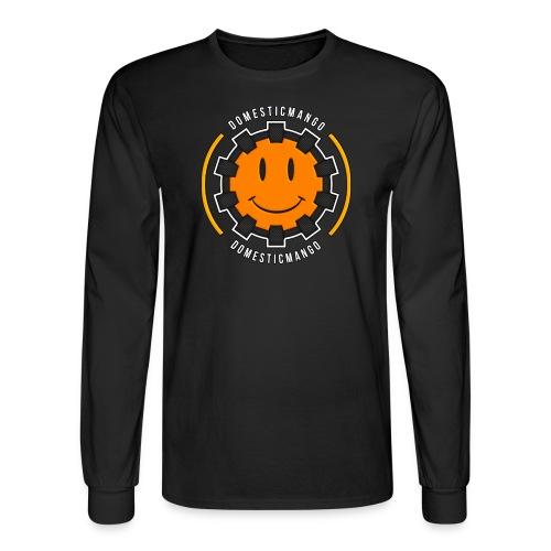 Main Logo Front #1 - Men's Long Sleeve T-Shirt