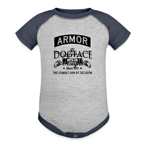Armor: Combat Arm of Decision - Baby Contrast One Piece