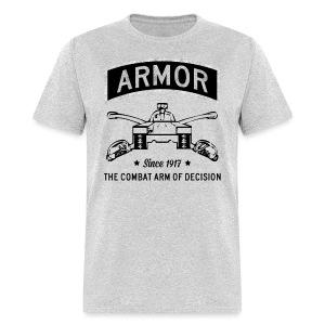 Armor: Combat Arm of Decision - Men's T-Shirt