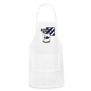 64th Armored Regiment (Back) - Adjustable Apron