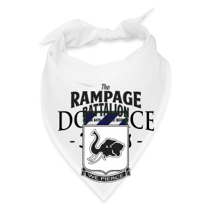 64th Armored Regiment (Back) - Bandana
