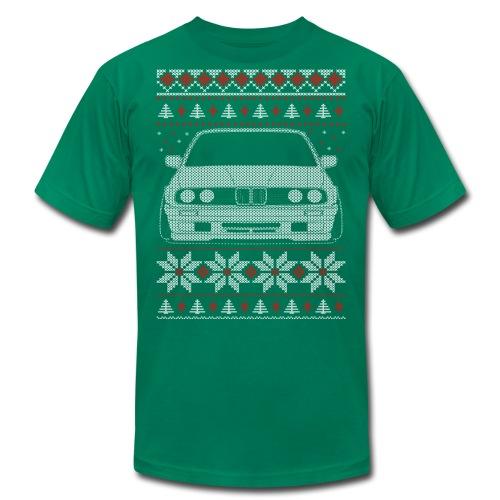 E30 Xmas T-shirt - Men's  Jersey T-Shirt