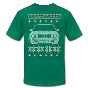 E30 Xmas T-shirt - Men's Fine Jersey T-Shirt