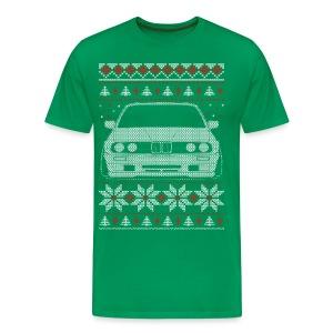 E30 Xmas T-shirt - Men's Premium T-Shirt
