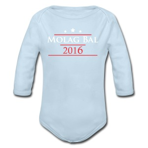 Molag Bal 2016 - Long Sleeve Baby Bodysuit