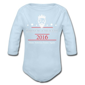 Sheogorath 2016 - Long Sleeve Baby Bodysuit