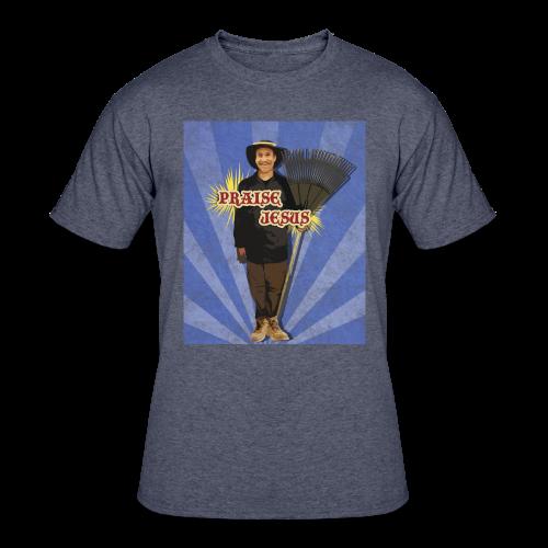 Praise Jesus - Men's 50/50 T-Shirt