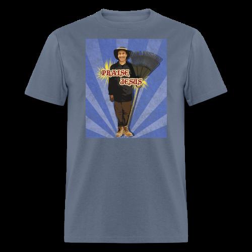 Praise Jesus - Men's T-Shirt