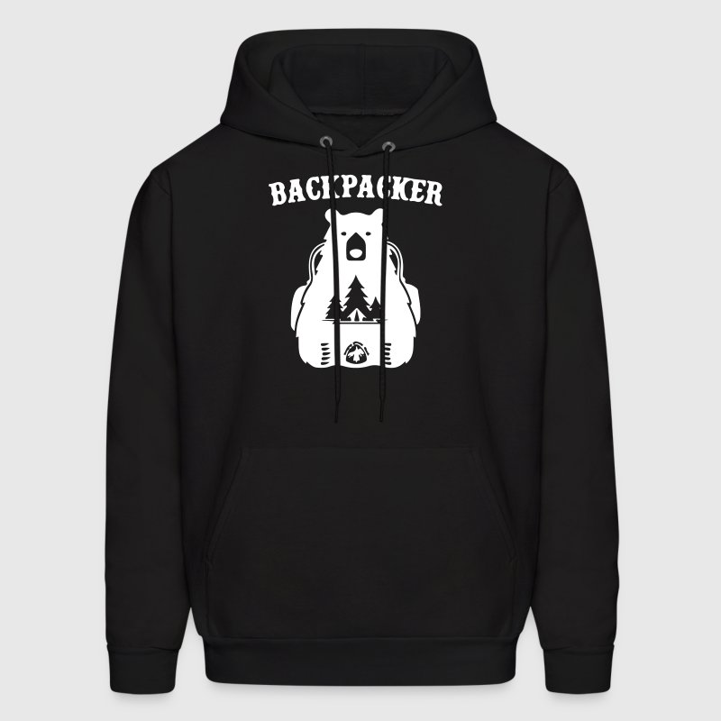 Backpacker - Men's Hoodie