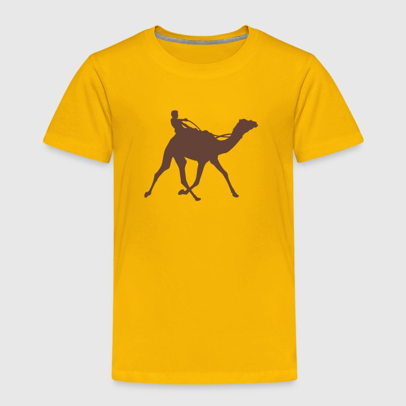 Camel racing Baby & Toddler Shirts - Toddler Premium T-Shirt