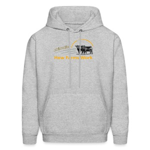 HFW Tee Flexprint (No YouTube logo) - Men's Hoodie