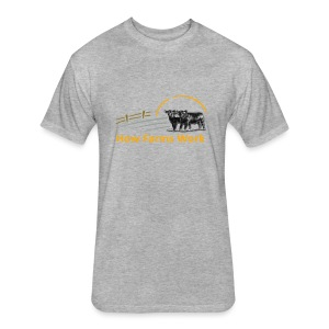 HFW Tee Flexprint (No YouTube logo) - Fitted Cotton/Poly T-Shirt by Next Level