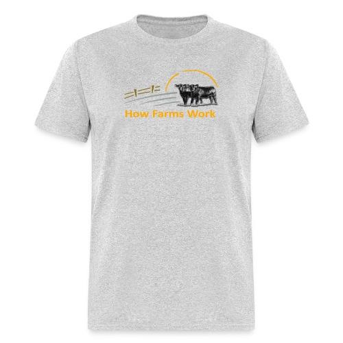 HFW Tee Flexprint (No YouTube logo) - Men's T-Shirt