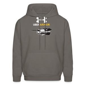 Uber Armor - Men's Hoodie