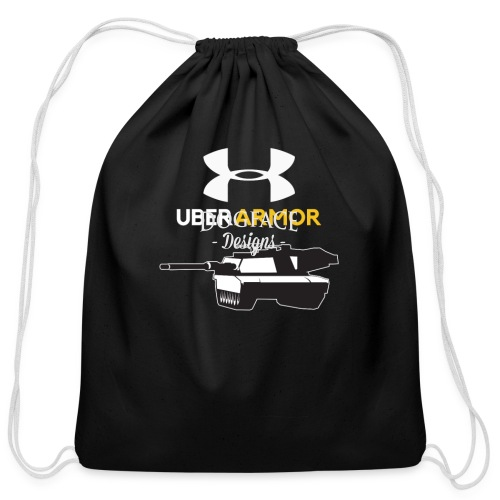 Uber Armor - Cotton Drawstring Bag