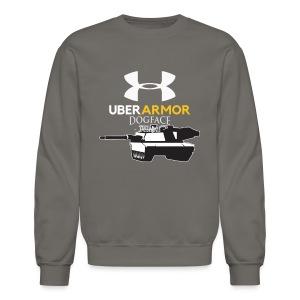 Uber Armor - Crewneck Sweatshirt
