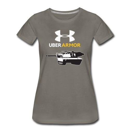 Uber Armor - Women's Premium T-Shirt