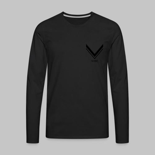 VIBE Polo - Men's Premium Long Sleeve T-Shirt