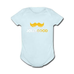 Jolly Good - Short Sleeve Baby Bodysuit