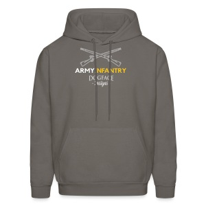 Army: Infantry Branch - Men's Hoodie