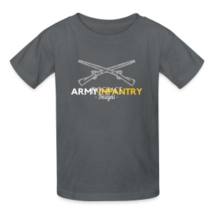 Army: Infantry Branch - Kids' T-Shirt