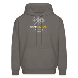 Army: Signal Corps Branch - Men's Hoodie