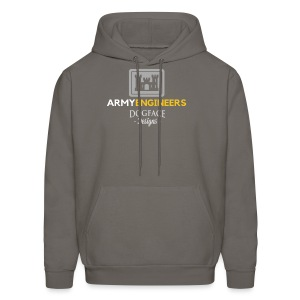 Army: Engineer Branch - Men's Hoodie