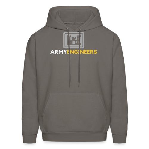 Army: Engineer Branch - Men's Hoodie