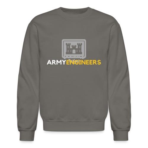 Army: Engineer Branch - Crewneck Sweatshirt