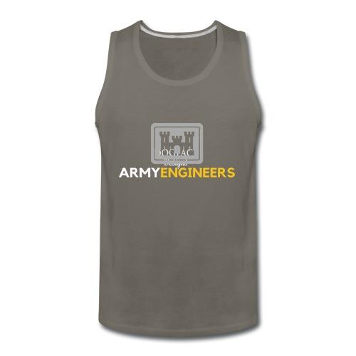 Army: Engineer Branch - Men's Premium Tank