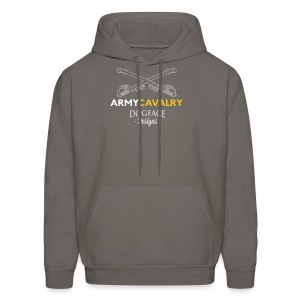 Army: Cavalry Branch - Men's Hoodie