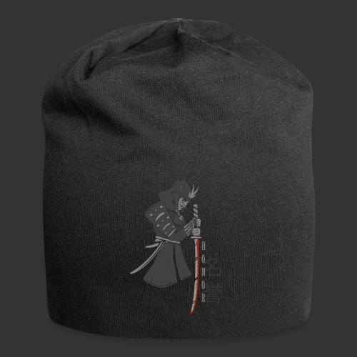 Men's Premium T-Shirt Samurai (Digital Print) - Jersey Beanie