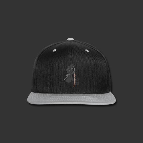 Men's Premium T-Shirt Samurai (Digital Print) - Snap-back Baseball Cap