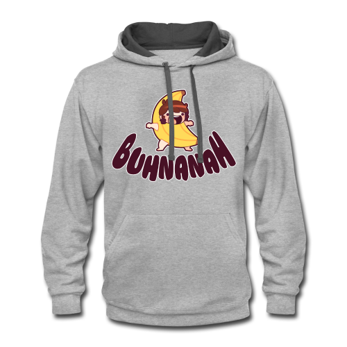 Buhnanah! |Men's| - Contrast Hoodie