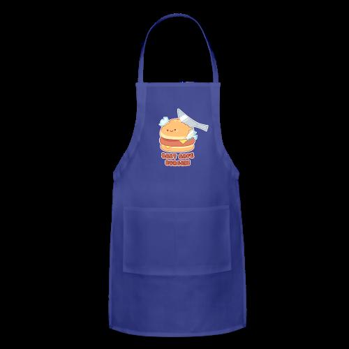 Baby Safe Burger  Men's  - Adjustable Apron