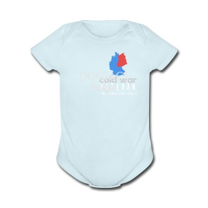 Lariat Advance (Infantry) - Short Sleeve Baby Bodysuit