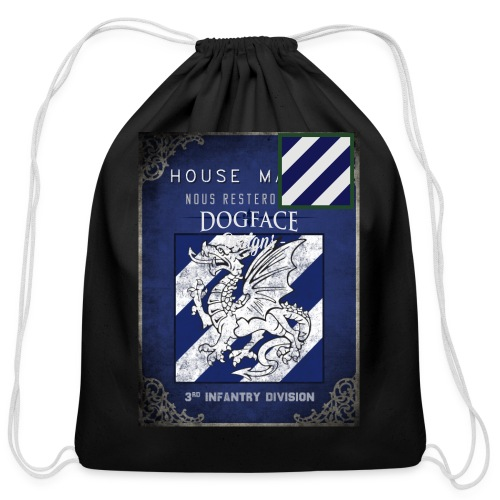 House Marne - Cotton Drawstring Bag