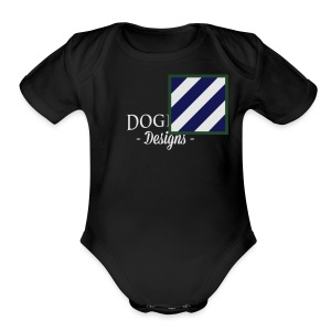 House Marne - Short Sleeve Baby Bodysuit