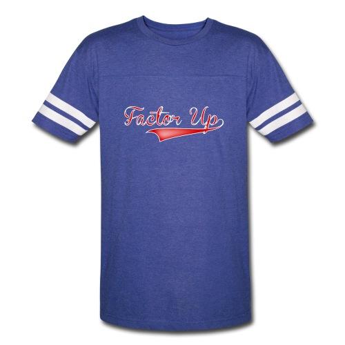 Factor Up - Vintage Sport T-Shirt