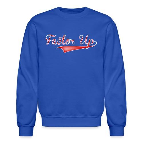 Factor Up - Crewneck Sweatshirt