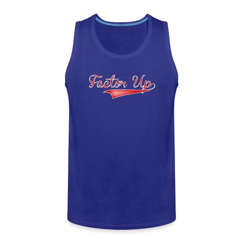 Factor Up - Men's Premium Tank