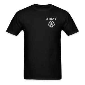 Old Army/Veteran (Armor) - Men's T-Shirt